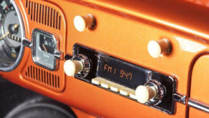 Радио в автомобиле