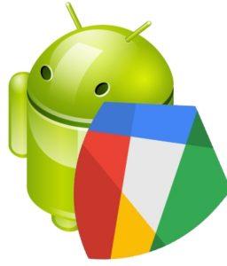 Защита Google для OS Android