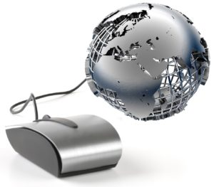 Компьютерная мышь в мире