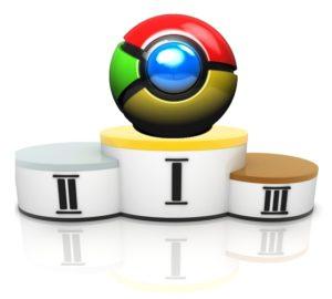 Google Chrome - самый популярный браузер в мире