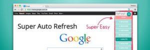 Расширение браузера для автообновления страницы Super Auto Refresh