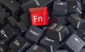 Клавиша Fn в сочетании горячих клавиш Windows