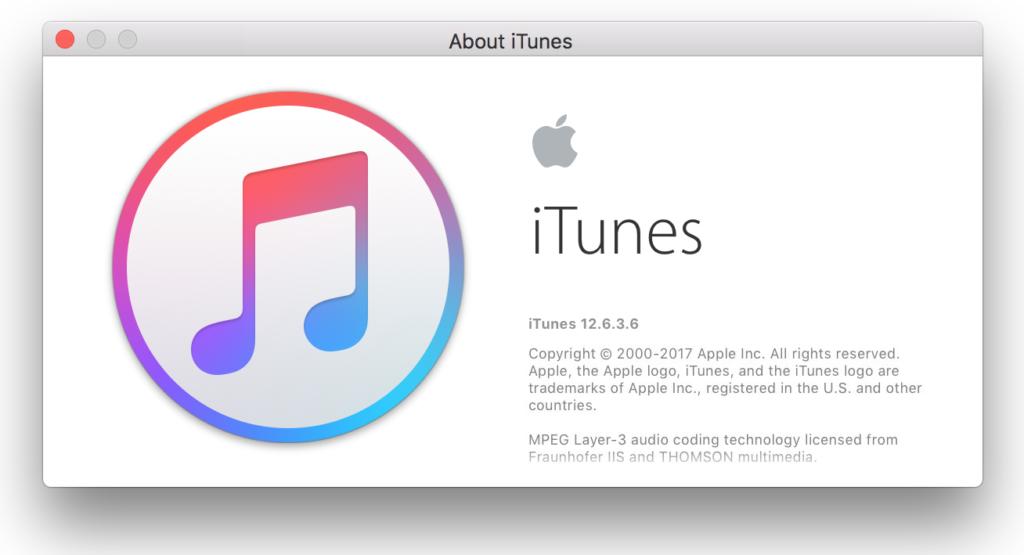 Скачивание и установка iTunes 12.6.3