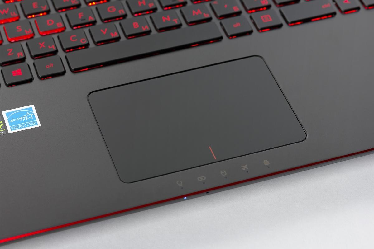 Как сделать щелчок правой кнопкой мыши на тачпаде