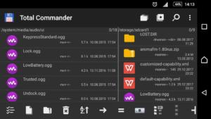 Замена звукового файла уведомления о разрядке аккумулятора