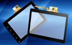 Прозрачные сенсорные панели, тачскрин