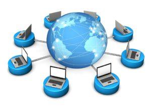 Локальная сеть и сеть интернет